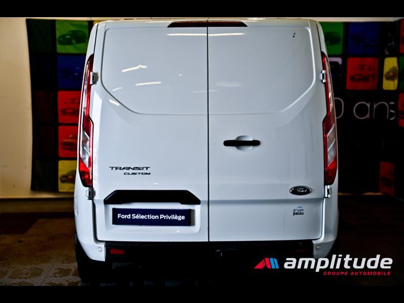 Ford Transit 280 L1H1 2.0 TDCi 105 Trend Business Blanc occasion à Dijon - photo n°5