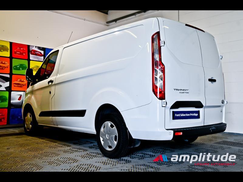 Ford Transit 280 L1H1 2.0 TDCi 105 Trend Business Blanc occasion à Dijon - photo n°4