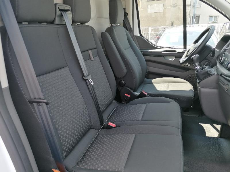 Ford Transit 280 L1H1 2.0 TDCi 130 Trend Business Blanc occasion à Fleury-les-Aubrais - photo n°8