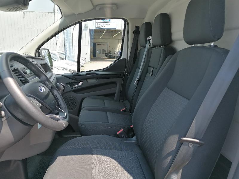 Ford Transit 280 L1H1 2.0 TDCi 130 Trend Business Blanc occasion à Fleury-les-Aubrais - photo n°7