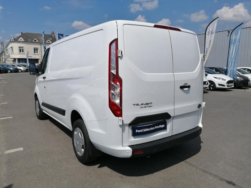 Ford Transit 280 L1H1 2.0 TDCi 130 Trend Business Blanc occasion à Fleury-les-Aubrais - photo n°6
