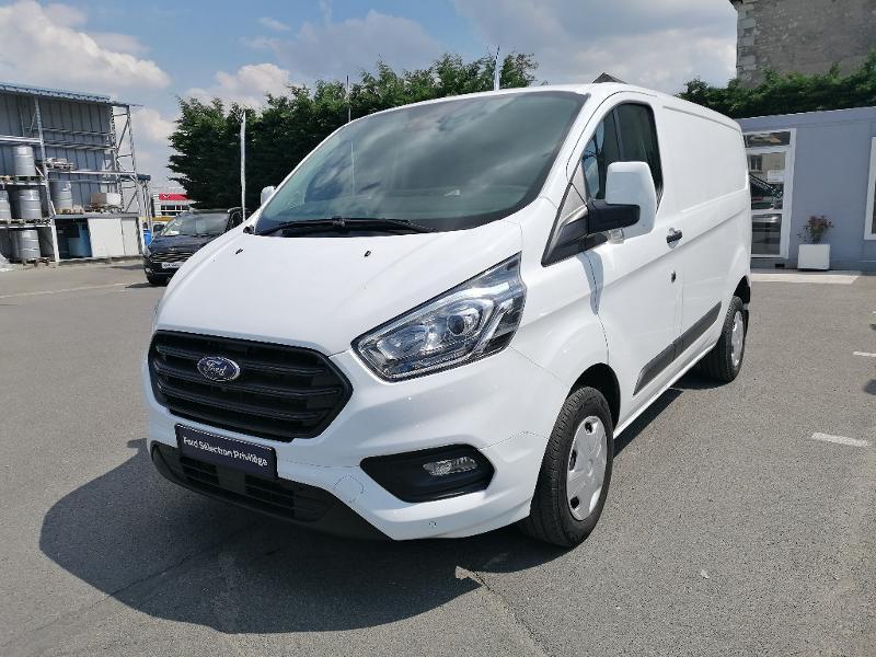 Ford Transit 280 L1H1 2.0 TDCi 130 Trend Business Blanc occasion à Fleury-les-Aubrais