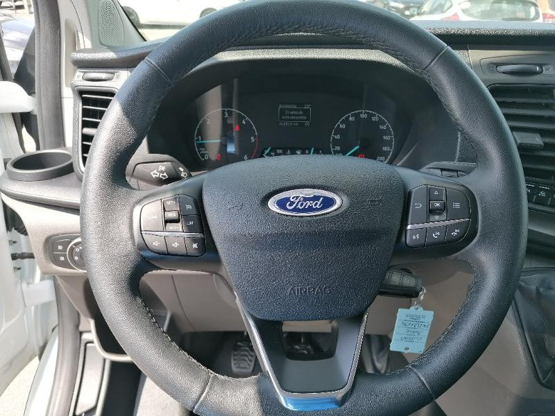 Ford Transit 280 L1H1 2.0 TDCi 130 Trend Business Blanc occasion à Fleury-les-Aubrais - photo n°12