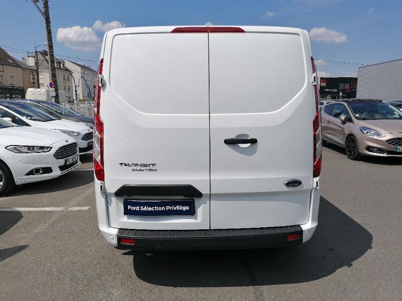 Ford Transit 280 L1H1 2.0 TDCi 130 Trend Business Blanc occasion à Fleury-les-Aubrais - photo n°5