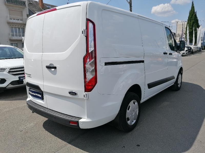 Ford Transit 280 L1H1 2.0 TDCi 130 Trend Business Blanc occasion à Fleury-les-Aubrais - photo n°4