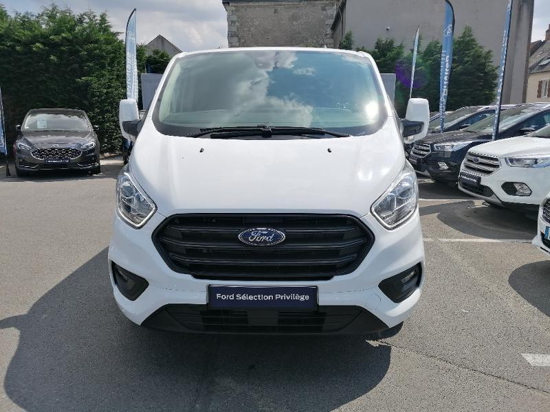 Ford Transit 280 L1H1 2.0 TDCi 130 Trend Business Blanc occasion à Fleury-les-Aubrais - photo n°2