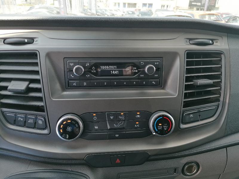 Ford Transit 280 L1H1 2.0 TDCi 130 Trend Business Blanc occasion à Fleury-les-Aubrais - photo n°11