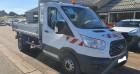 Ford Transit 2T P350 L2 HD 2.0 ECOBLUE 170CH TREND BENNE Blanc à ST BONNET LE FROID 43