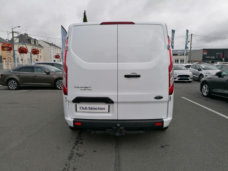 Ford Transit 300 L1H1 2.0 TDCi 130 Cabine Approfondie Limited Blanc occasion à Fleury-les-Aubrais - photo n°5