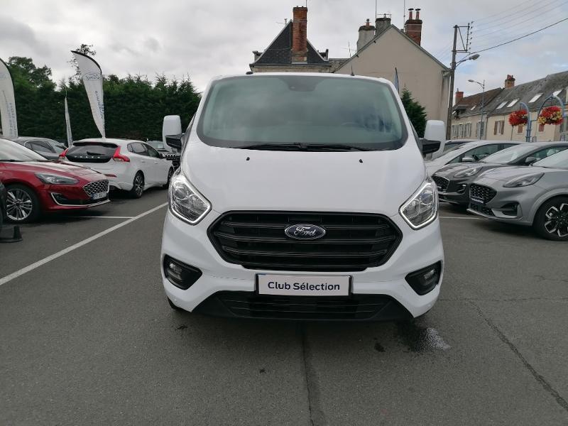 Ford Transit 300 L1H1 2.0 TDCi 130 Cabine Approfondie Limited Blanc occasion à Fleury-les-Aubrais - photo n°2