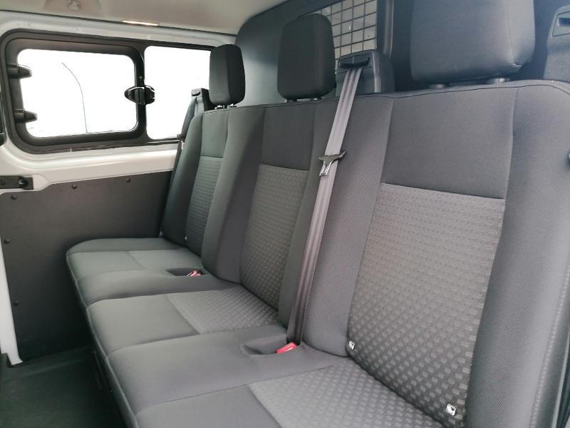 Ford Transit 300 L1H1 2.0 TDCi 130 Cabine Approfondie Limited Blanc occasion à Fleury-les-Aubrais - photo n°14