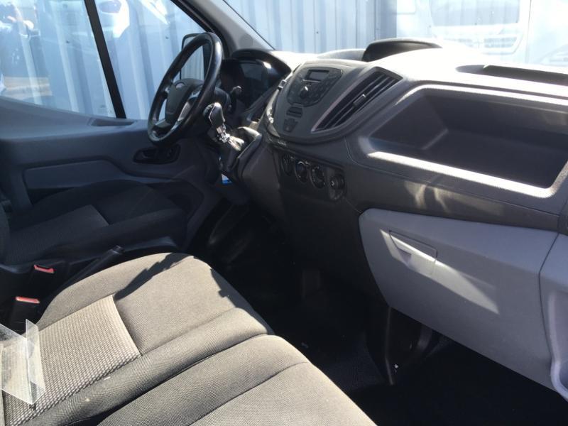 Ford Transit 350 L3 2.0 TDCi 130ch Ambiente Blanc occasion à Varennes-Vauzelles - photo n°9