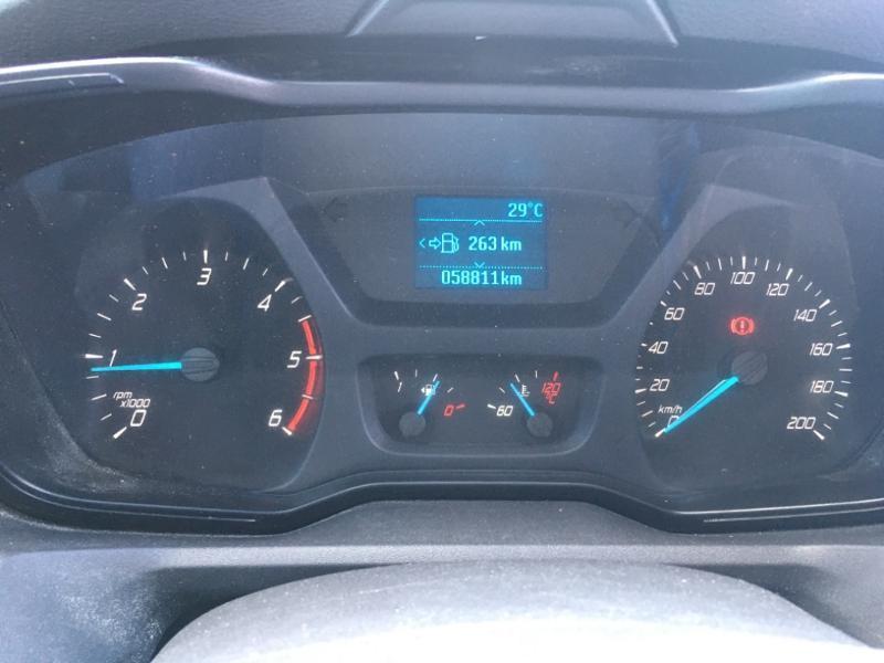 Ford Transit 350 L3 2.0 TDCi 130ch Ambiente Blanc occasion à Varennes-Vauzelles - photo n°7