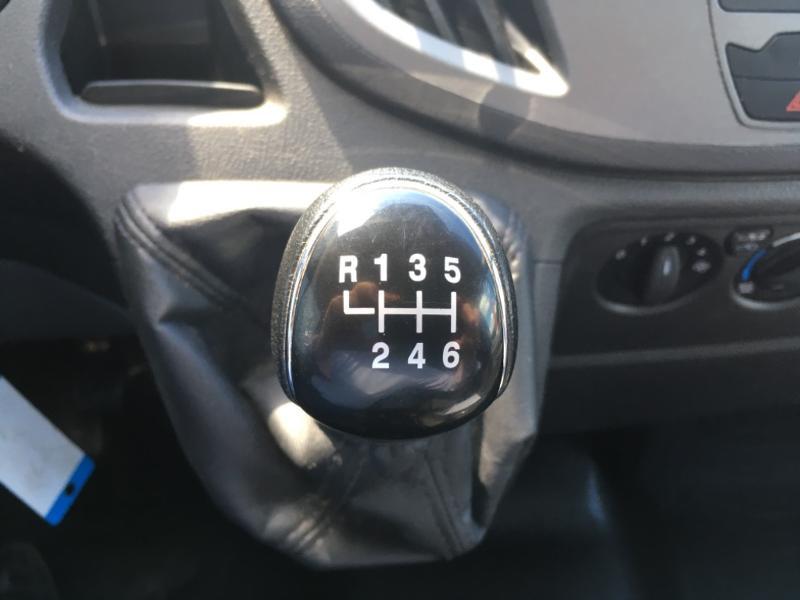 Ford Transit 350 L3 2.0 TDCi 130ch Ambiente Blanc occasion à Varennes-Vauzelles - photo n°10