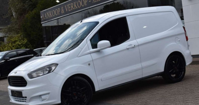 Ford Transit Courier 1.5 TDCi Blanc occasion à Ingelmunster