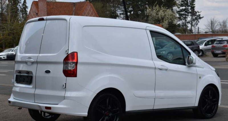 Ford Transit Courier 1.5 TDCi Blanc occasion à Ingelmunster - photo n°4