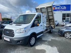 Ford Transit Blanc, garage BHD AUTO à Biganos
