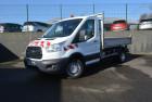 Ford Transit P350 L2 2.0 ECOBLUE 170CH TREND Blanc à Quimper 29