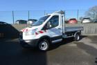 Ford Transit P350 L2 2.0 TDCI 170CH TREND Blanc à Quimper 29