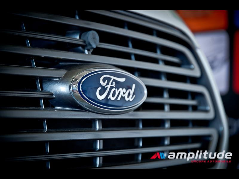 Ford Transit P350 L2H2 2.0 TDCi 130ch Trend Business Blanc occasion à Dijon - photo n°19