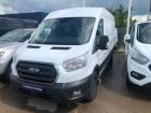 Ford Transit T350 L3H2 2.0 EcoBlue 130ch S&S Trend Business Blanc à Barberey-Saint-Sulpice 10