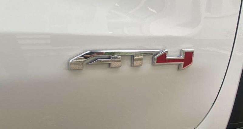 Gmc Sierra AT4 V8 5.3L Neuf 77 400 TTC Disponible de suite Blanc occasion à Vénissieux - photo n°5