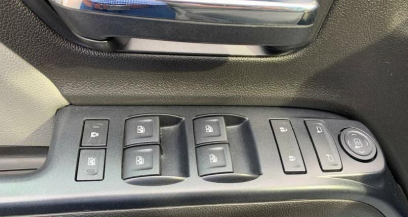 Gmc Sierra double cab 4wd prix tout compris hors homologation 4500 ? Noir occasion à Paris - photo n°3