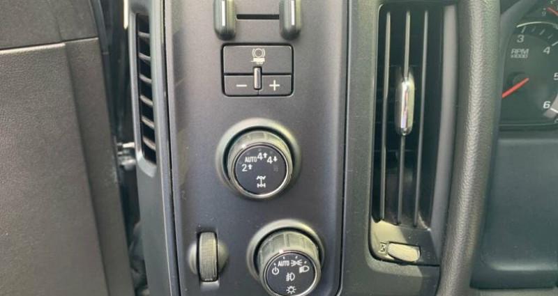 Gmc Sierra double cab 4wd prix tout compris hors homologation 4500 ? Noir occasion à Paris - photo n°4