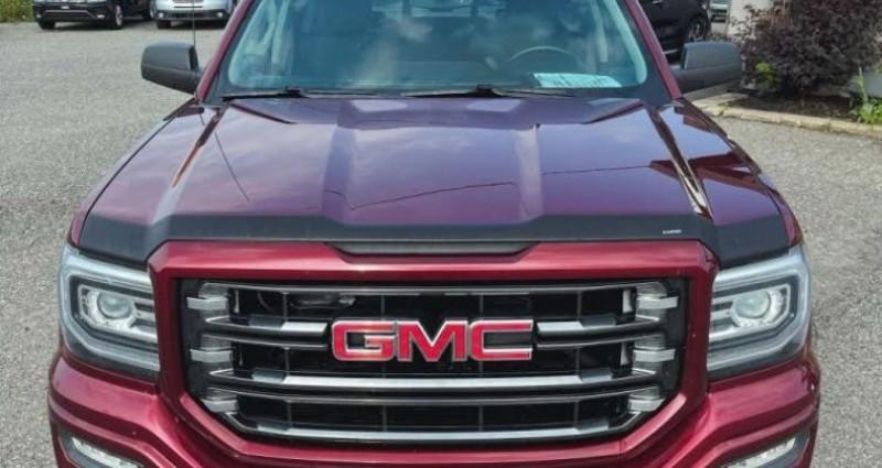 Gmc Sierra sle crew cab 4wd 2016 prix tout compris hors homologation 45 Rouge occasion à PONTAULT COMBAULT - photo n°2