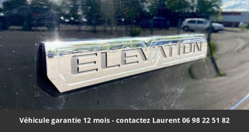 Gmc Sierra sle crew cab 4wd 2017 prix tout compris hors homologation 45 Noir occasion à Paris - photo n°2