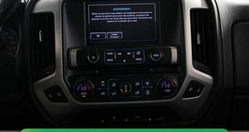 Gmc Sierra Sle crew cab 4wd prix tout compris hors homologation 4500 ? Noir occasion à PONTAULT COMBAULT - photo n°7