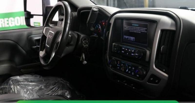 Gmc Sierra Sle crew cab 4wd prix tout compris hors homologation 4500 ? Noir occasion à PONTAULT COMBAULT - photo n°4