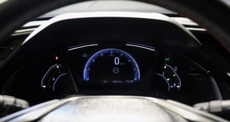 Honda Civic 1.0 i-VTEC 126ch Dynamic 5p Noir occasion à Saint Etienne
