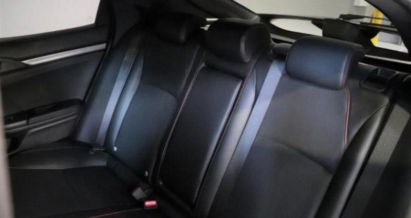 Honda Civic 1.0 i-VTEC 126ch Dynamic 5p Noir occasion à Saint Etienne - photo n°5