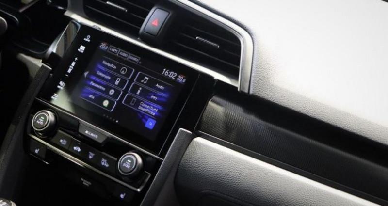 Honda Civic 1.0 i-VTEC 126ch Dynamic 5p Noir occasion à Saint Etienne - photo n°7