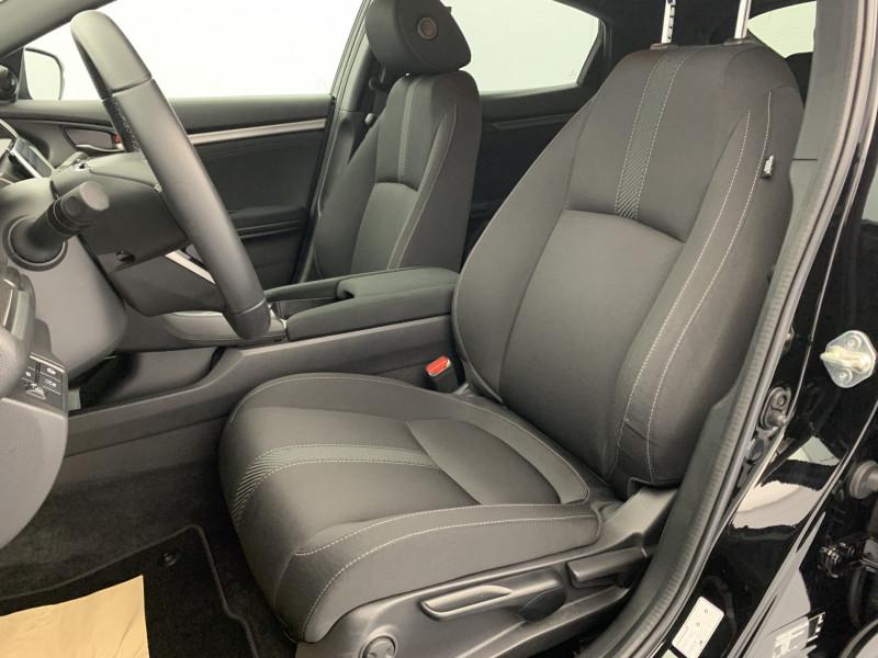 Honda Civic 1.0 i-VTEC 126ch Elegance 5p Noir occasion à SAINT-GREGOIRE - photo n°9