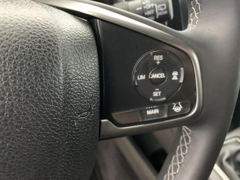Honda Civic 1.0 i-VTEC 126ch Elegance 5p Noir occasion à SAINT-GREGOIRE - photo n°16