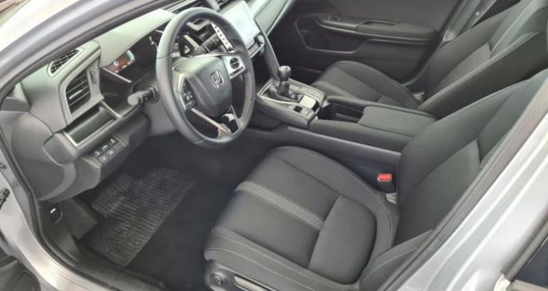 Honda Civic 1.0 i-VTEC 126ch Executive 5p 2020 Argent occasion à TOURLAVILLE - photo n°6
