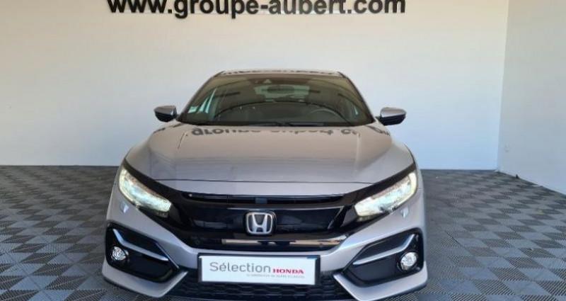 Honda Civic 1.0 i-VTEC 126ch Executive 5p 2020 Argent occasion à TOURLAVILLE - photo n°2