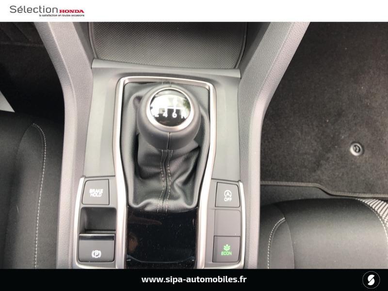 Honda Civic 1.0 i-VTEC 126ch Executive 5p 2020 Rouge occasion à Le Bouscat - photo n°12