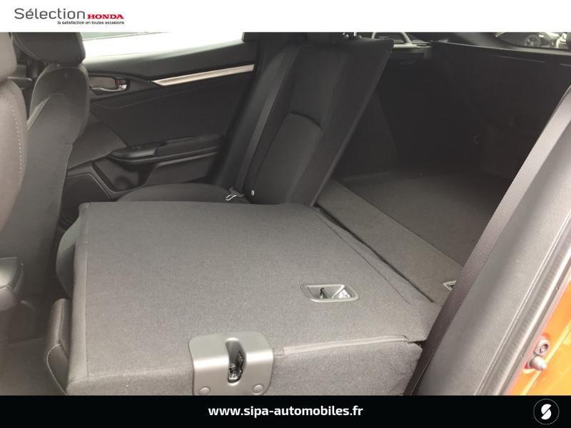 Honda Civic 1.0 i-VTEC 126ch Executive 5p 2020 Rouge occasion à Le Bouscat - photo n°15