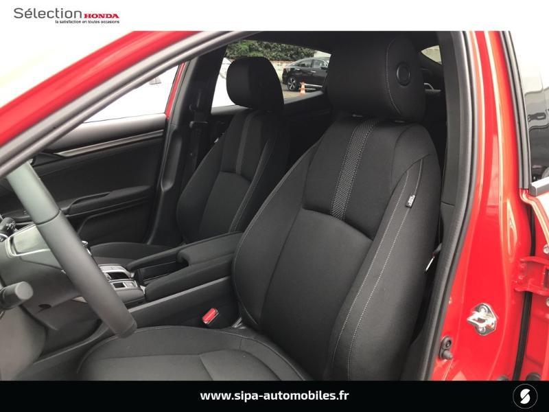 Honda Civic 1.0 i-VTEC 126ch Executive 5p 2020 Rouge occasion à Le Bouscat - photo n°9