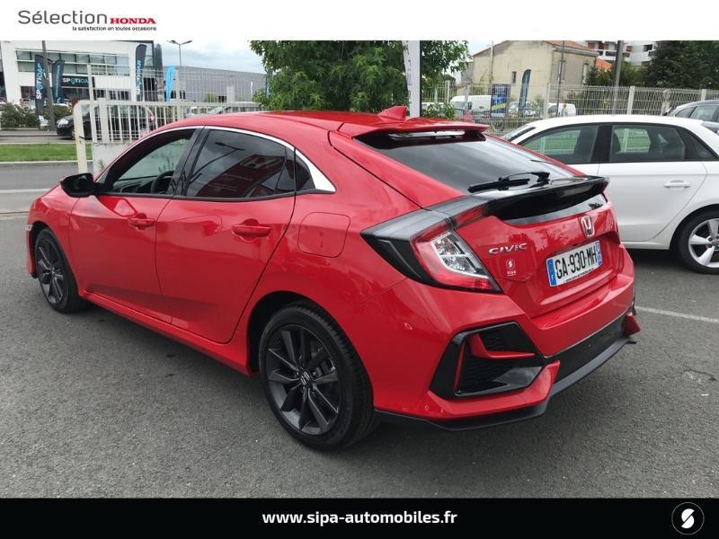 Honda Civic 1.0 i-VTEC 126ch Executive 5p 2020 Rouge occasion à Le Bouscat - photo n°17