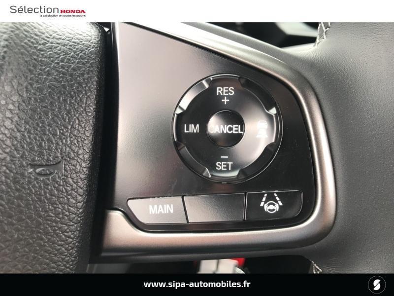 Honda Civic 1.0 i-VTEC 126ch Executive 5p 2020 Rouge occasion à Le Bouscat - photo n°20
