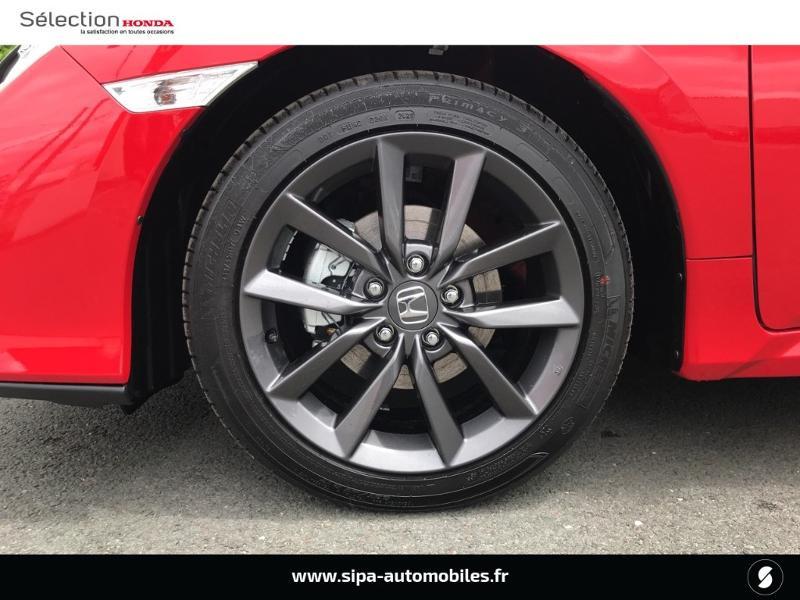 Honda Civic 1.0 i-VTEC 126ch Executive 5p 2020 Rouge occasion à Le Bouscat - photo n°8