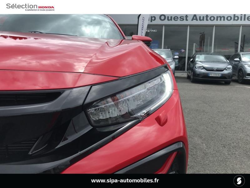 Honda Civic 1.0 i-VTEC 126ch Executive 5p 2020 Rouge occasion à Le Bouscat - photo n°10
