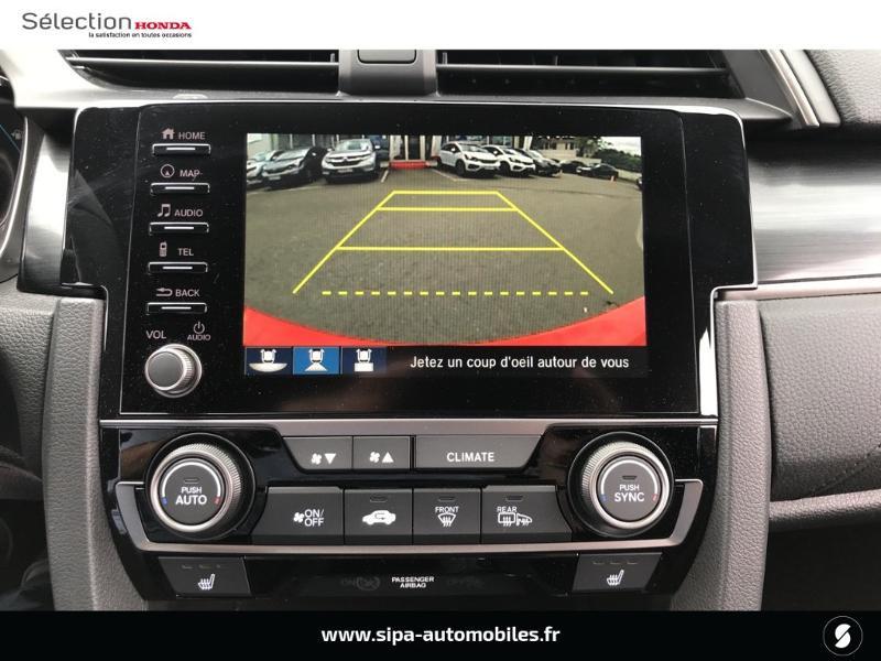 Honda Civic 1.0 i-VTEC 126ch Executive 5p 2020 Rouge occasion à Le Bouscat - photo n°11