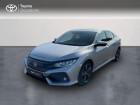 Honda Civic 1.0 i-VTEC 129ch Executive 5p Gris à Pluneret 56
