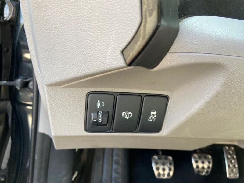 Honda Civic 1.6 I-DTEC 120 BV6 EXECUTIVE Noir occasion à Lescure-d'Albigeois - photo n°16