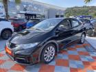 Honda Civic 1.6 I-DTEC 120 BV6 EXECUTIVE Noir à Lescure-d'Albigeois 81